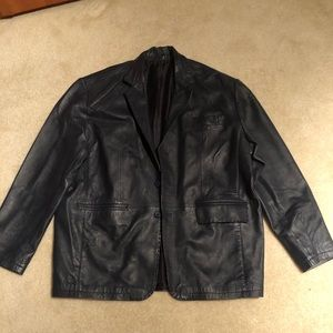Other - Men's Leather Jacket.